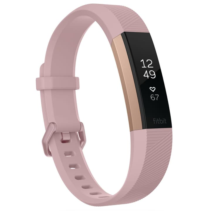 Alta HR Special Edition Pink Large Fitbit 785300131117