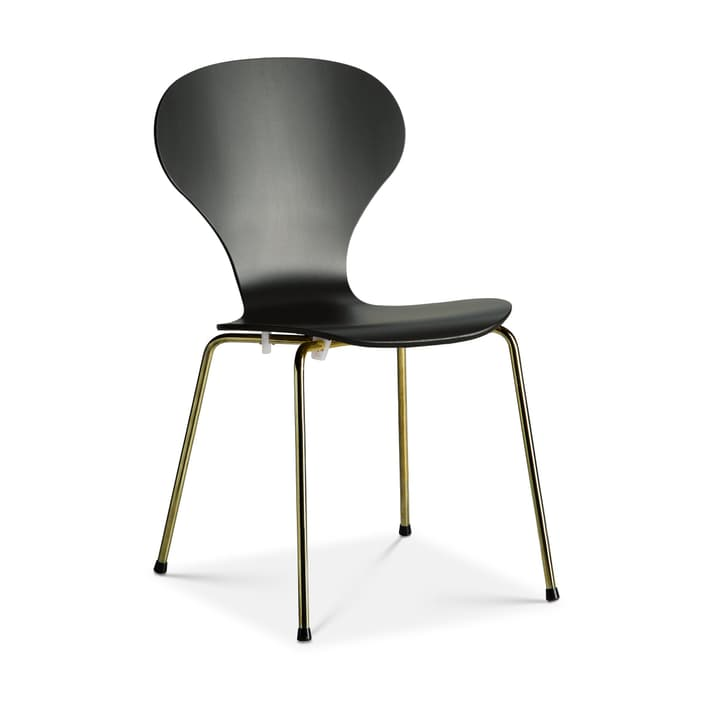 SON Stuhl 366160800000 Grösse B: 42.5 cm x T: 39.0 cm x H: 81.0 cm Farbe Schwarz Bild Nr. 1