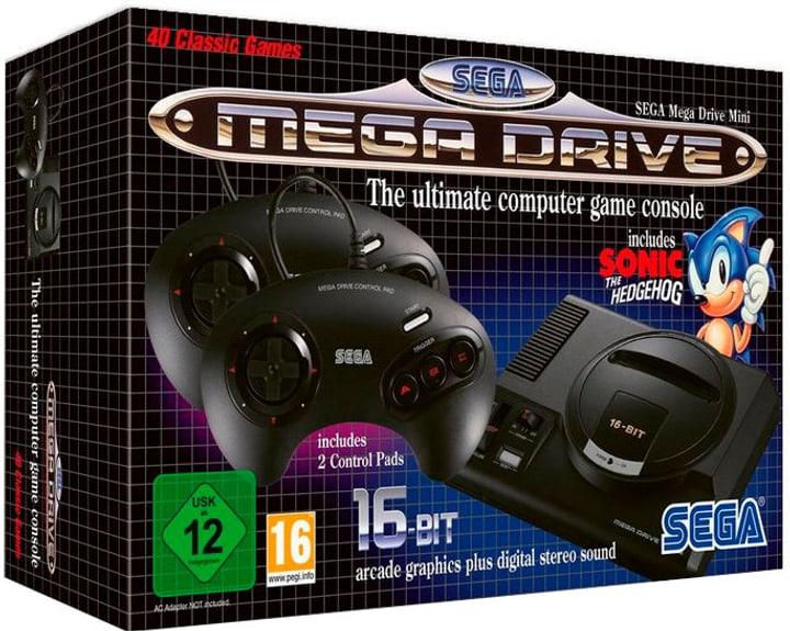 Mega Drive Mini Consoe 785442800000 N. figura 1