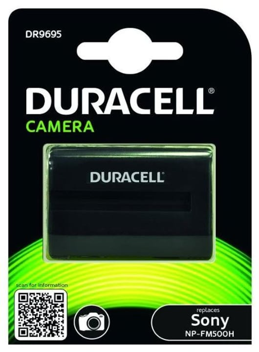 Batteria Duracell NP-FM500 Sony Replika 9000031235 No. figura 1