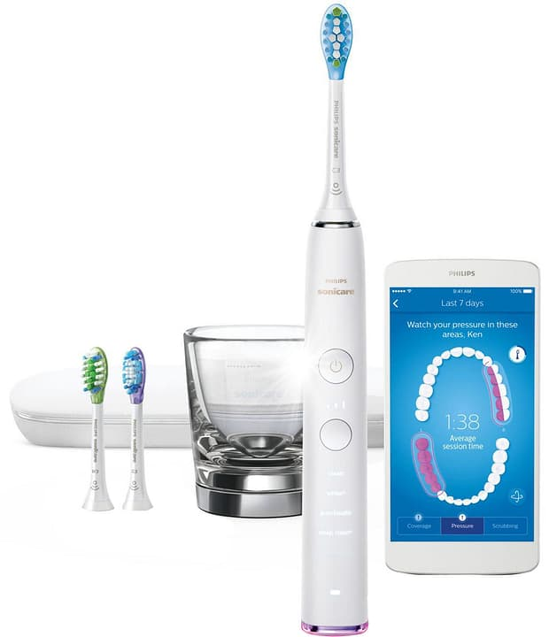 HX9903/03 DiamondClean Smart brosse à dents sonique Philips 717976900000 Photo no. 1
