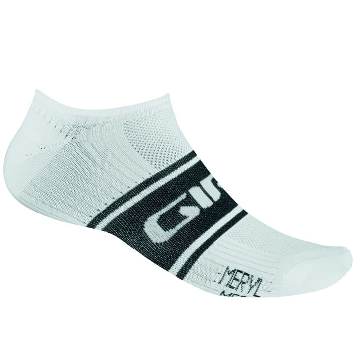 Meryl Skinlife Classic Racer Low Unisex-Bikesocken Giro 497167436110 Couleur blanc Taille 36-39 Photo no. 1