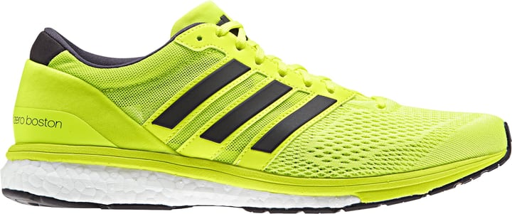Adizero Boston Boost 6 Herren-Runningschuh Adidas 462009341055 Farbe neongelb Grösse 41 Bild-Nr. 1