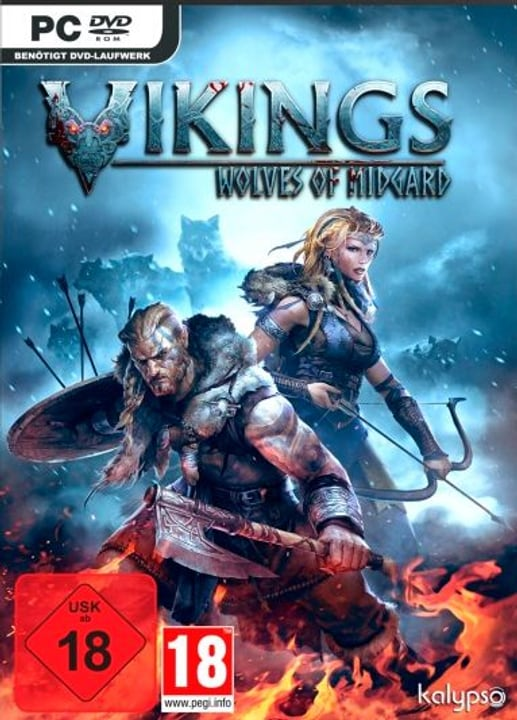 PC - Vikings - Wolves of Midgard Physique (Box) 785300121854 Photo no. 1