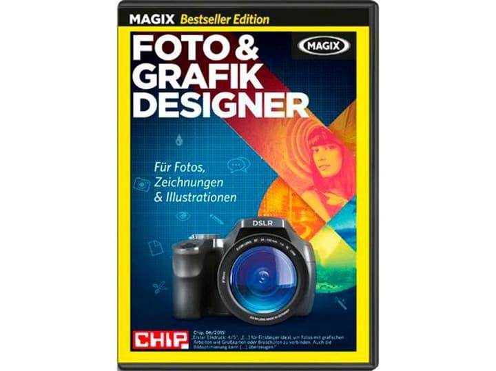 PC Bestseller MAGIX Foto & Grafik Designer Magix 785300122174 Photo no. 1