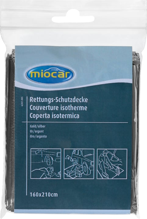 Couverture isotherme 160x210 cm Miocar 620708500000 Photo no. 1