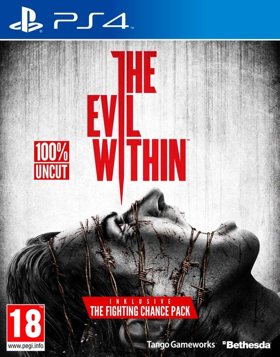 PS4 - The Evil Within 785300118986 N. figura 1