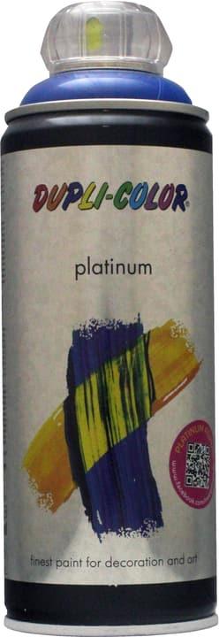 Platinum Spray glanz Dupli-Color 660835000000 Farbe Verkehrsblau Inhalt 400.0 ml Bild Nr. 1