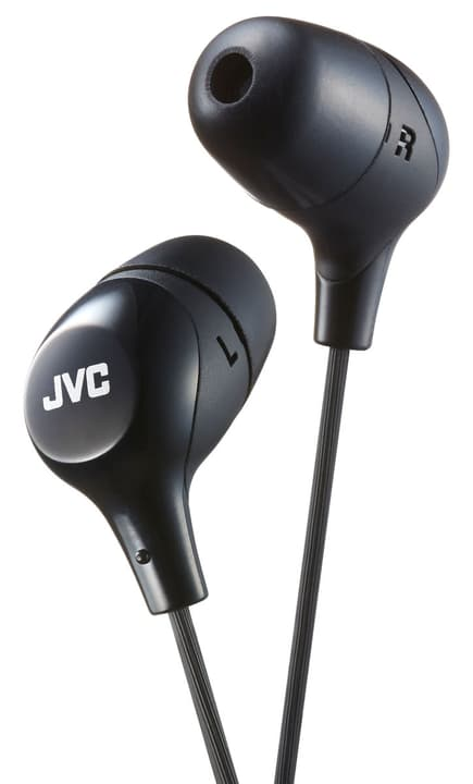 HA-FX38-B - Noir Casque In-Ear JVC 785300141739 Photo no. 1
