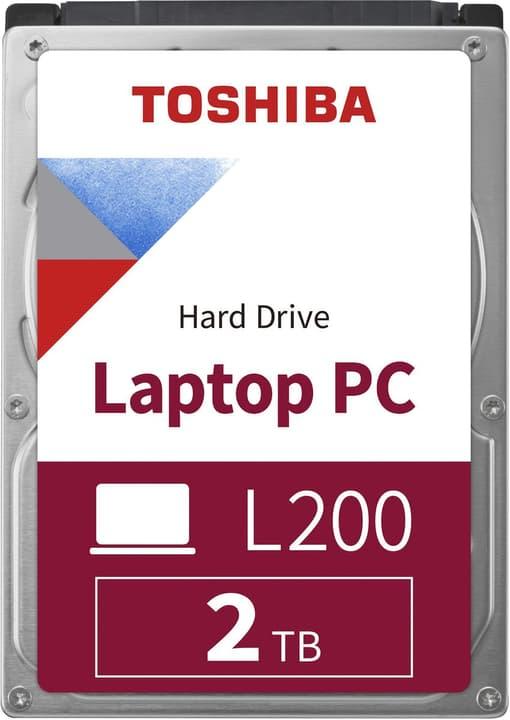"""L200 2TB 2.5"""" SATA HDD Intern Toshiba 785300137562 Bild Nr. 1"""