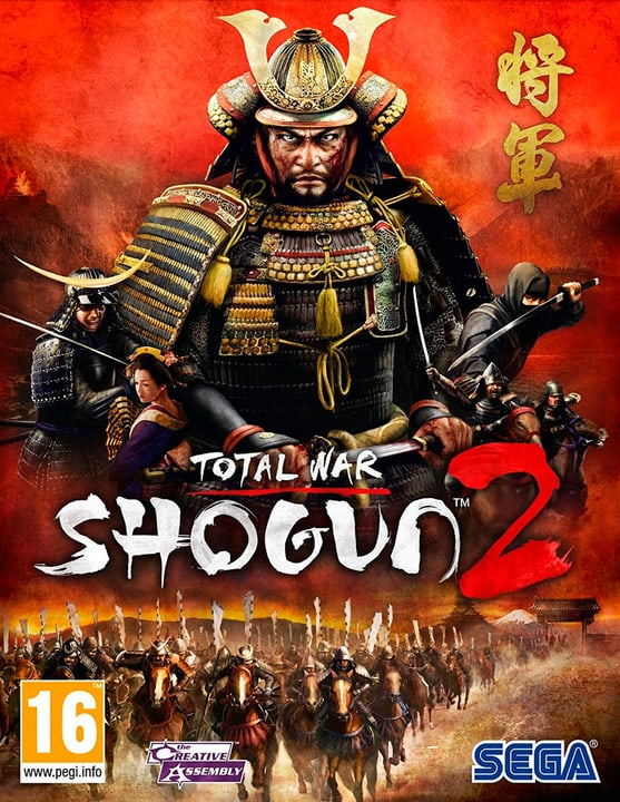 Mac - Total War: SHOGUN 2 Digitale (ESD) 785300134098 N. figura 1