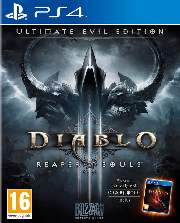 PS4 - Diablo III: Ultimate Evil Edition 785300118723 Photo no. 1