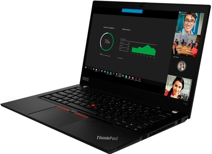 ThinkPad T490 i7-85 Ordinateur portable Lenovo 785300147546 Photo no. 1