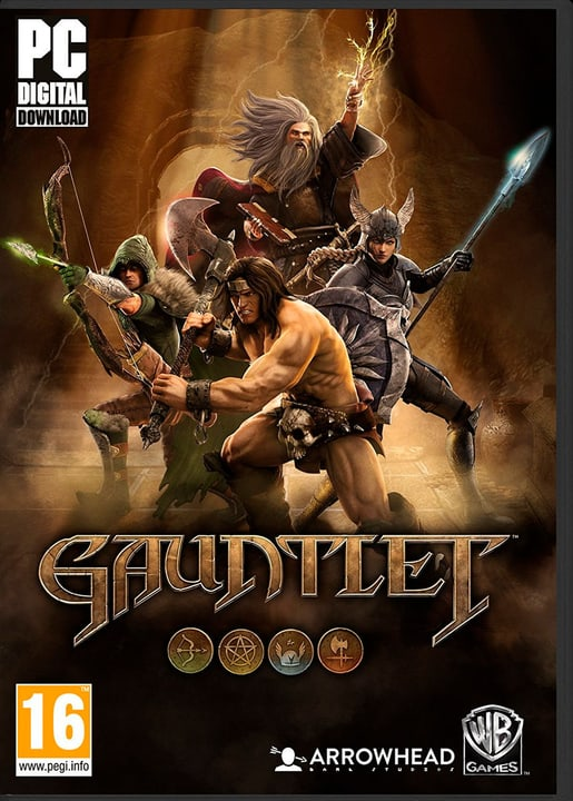 PC - Gauntlet Download (ESD) 785300133425 Bild Nr. 1