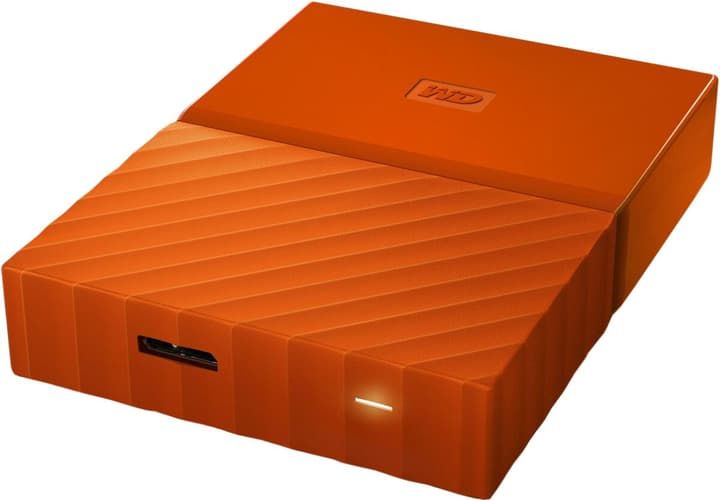 My Passport portable 2 TB  2.5'' Disque externe Western Digital 785300137862 Photo no. 1