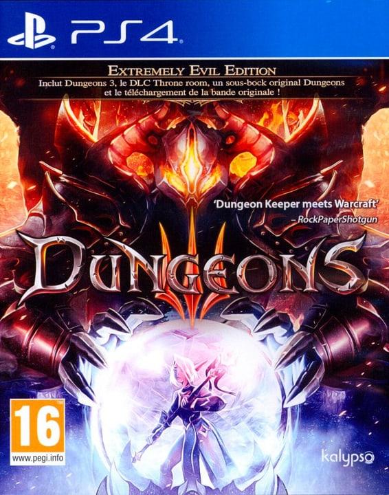 PS4 - Dungeons 3 Box 785300129725 Photo no. 1