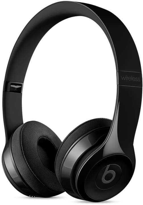 Solo3 Wireless - Gloss Black On-Ear Kopfhörer Beats By Dr. Dre 785300130779 Bild Nr. 1