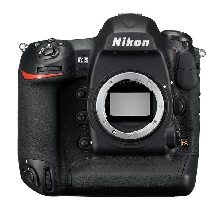 D5 XQD-Slot + 3 ans de garantie Swiss Body appareil photo reflex Nikon 793421900000 Photo no. 1