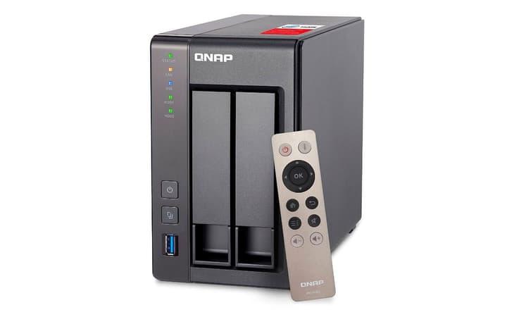 NAS TS-251+-8G 2Bay Alloggiamento vuoto Qnap 785300123685 N. figura 1