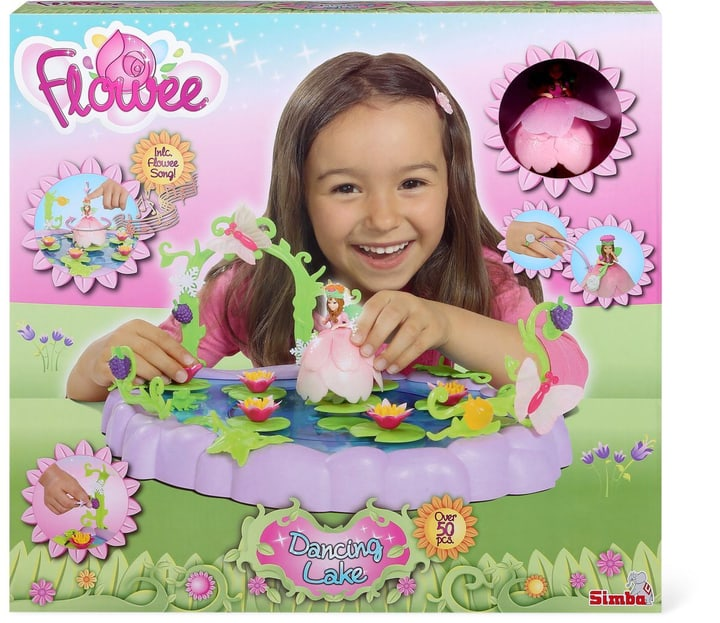 W14 FLOWEE DANCING LAKE PLAY SET Simba 74648790000014 Bild Nr. 1