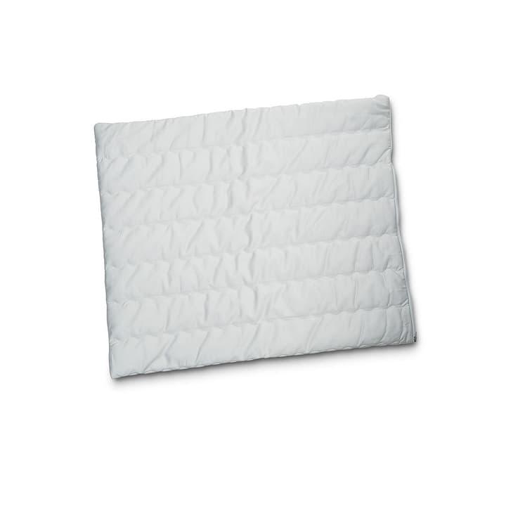 COMFORT COVER Taie en coton piqué 376054600000 Dimensions L: 65.0 cm x L: 65.0 cm Couleur Blanc Photo no. 1