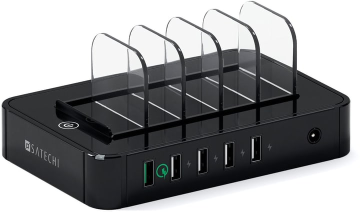 Station de charge 5 ports Charging Station Satechi 785300142348 N. figura 1