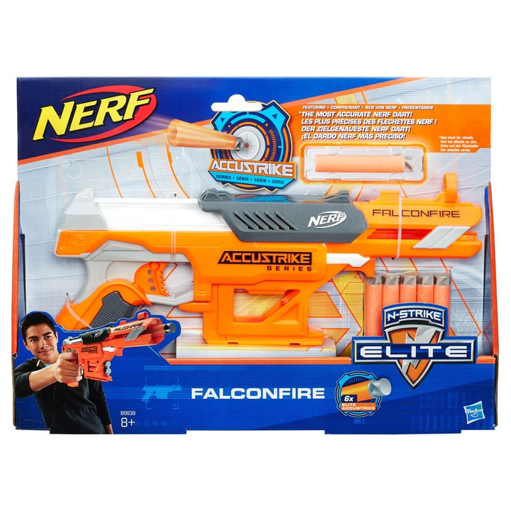 Nerf Accustrike Falconfire 743328200000 N. figura 1