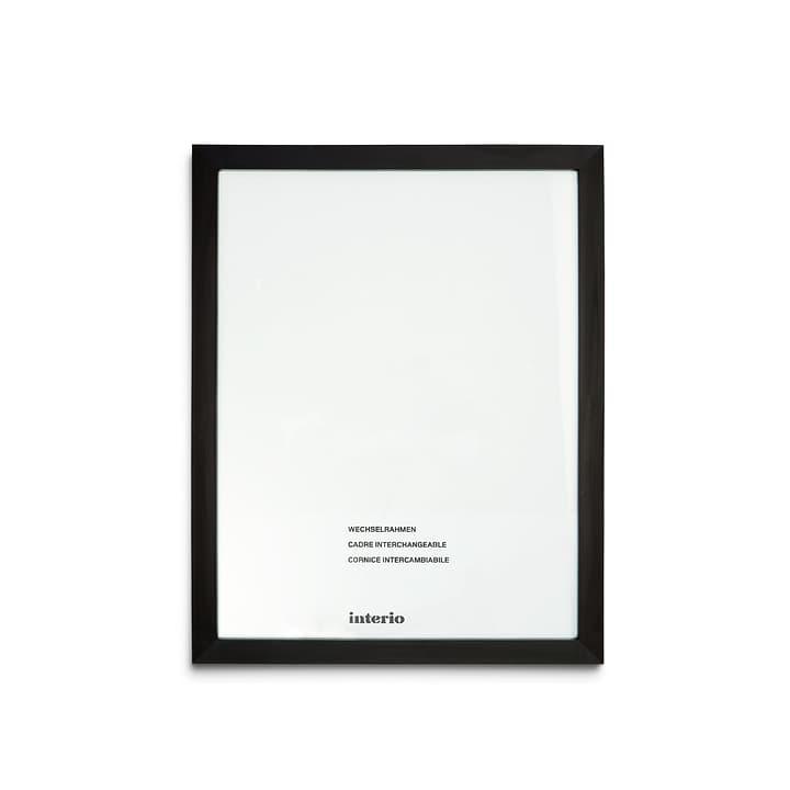 QUADROLINO Cadre interchangeable 384000545637 Dimensions images 40 x 50 Couleur Noir Photo no. 1