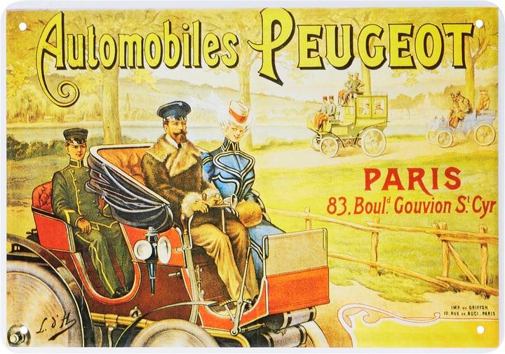 Signe de tôle publicitaire Peugeot 605128900000 Photo no. 1