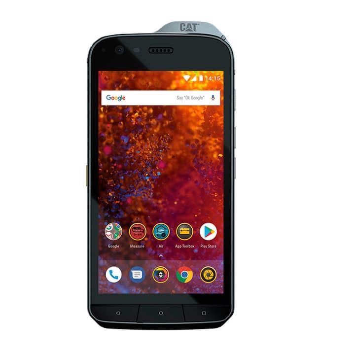 S61 Dual SIM 64GB noir argent Smartphone CAT 785300139705 Photo no. 1