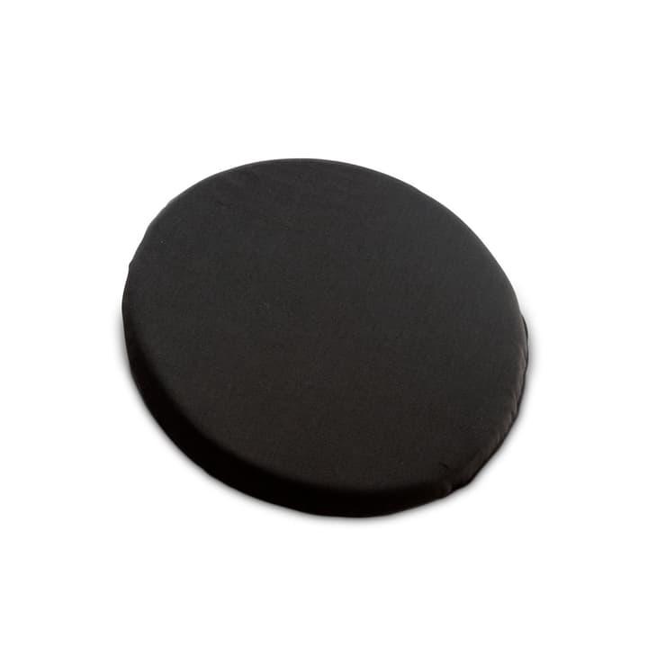 MILOU Coussin d'assise 378039100000 Dimensions L: 40.0 cm x P: 40.0 cm x H: 3.5 cm Couleur Noir Photo no. 1