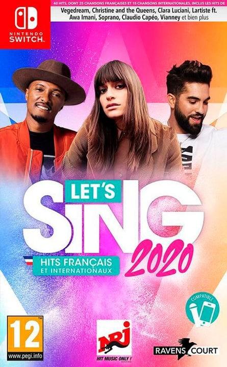 NSW - Let's Sing 2020 Hits français et internationaux F Box 785300146832 Photo no. 1