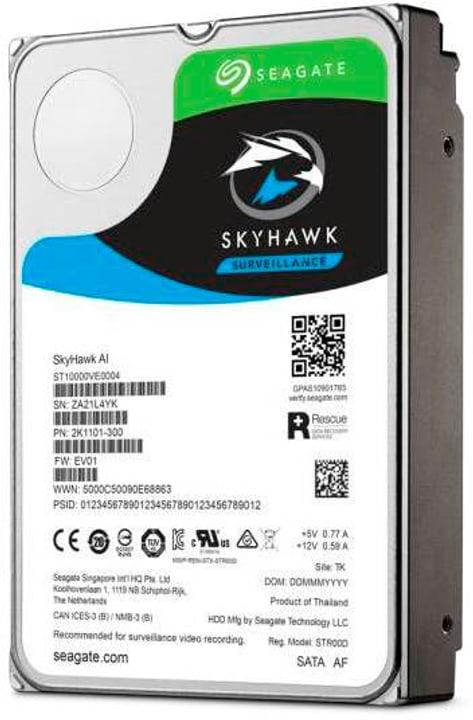 """SkyHawk AI SATA 3.5"""" 12 TB Disque Dur Interne HDD Seagate 785300145834 Photo no. 1"""