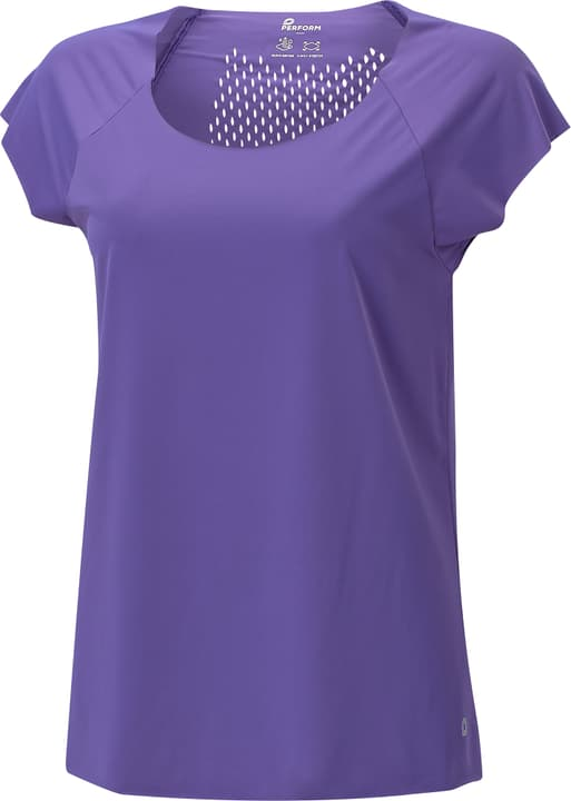Shirt pour femme Perform 470150603645 Couleur violet Taille 36 Photo no. 1