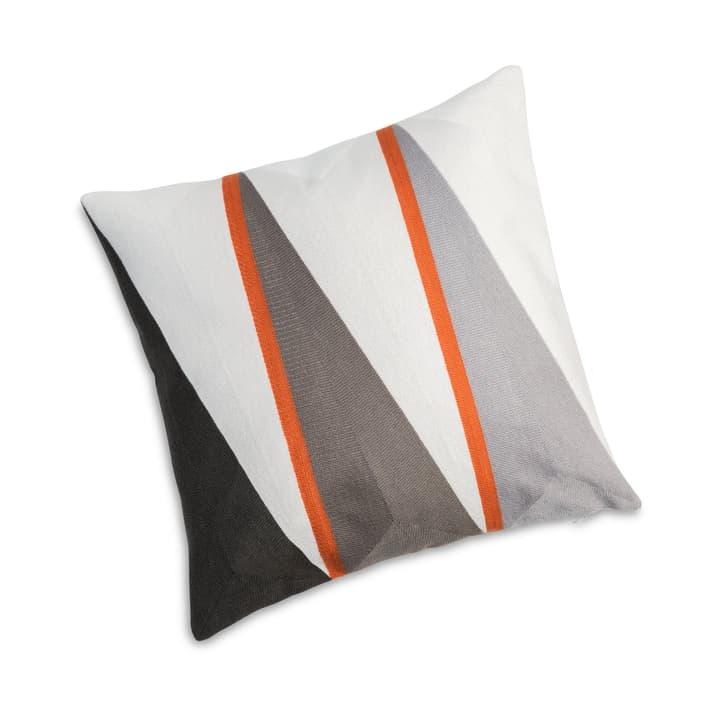 BENI Coussin décoratif 378182040834 Couleur Orange Dimensions L: 45.0 cm x H: 45.0 cm Photo no. 1