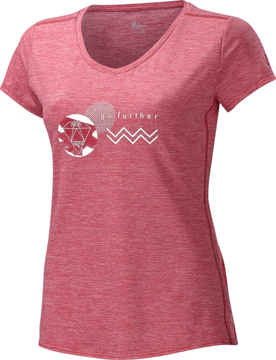 Damen-T-Shirt Damen-T-Shirt Perform 464927403629 Farbe pink Grösse 36 Bild-Nr. 1