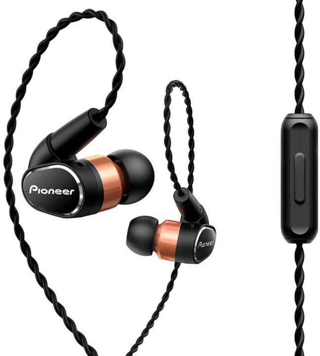 SE-CH9T-K In-Ear Kopfhörer Pioneer 772784200000 Bild Nr. 1