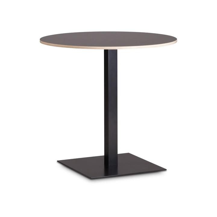 MILTON Table de bistro 366192300000 Dimensions H: 73.6 cm Couleur Noir Photo no. 1