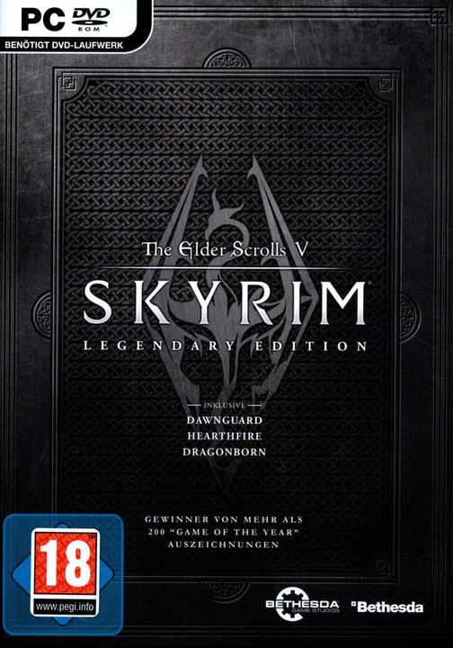 PC - Pyramide: The Elder Scrolls V Skyrim - Legendary Edition Box 785300121618 Bild Nr. 1