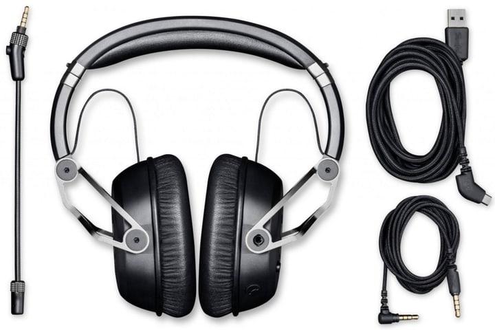 CAGE - Schwarz In-Ear Kopfhörer Teufel 785300130744 Bild Nr. 1