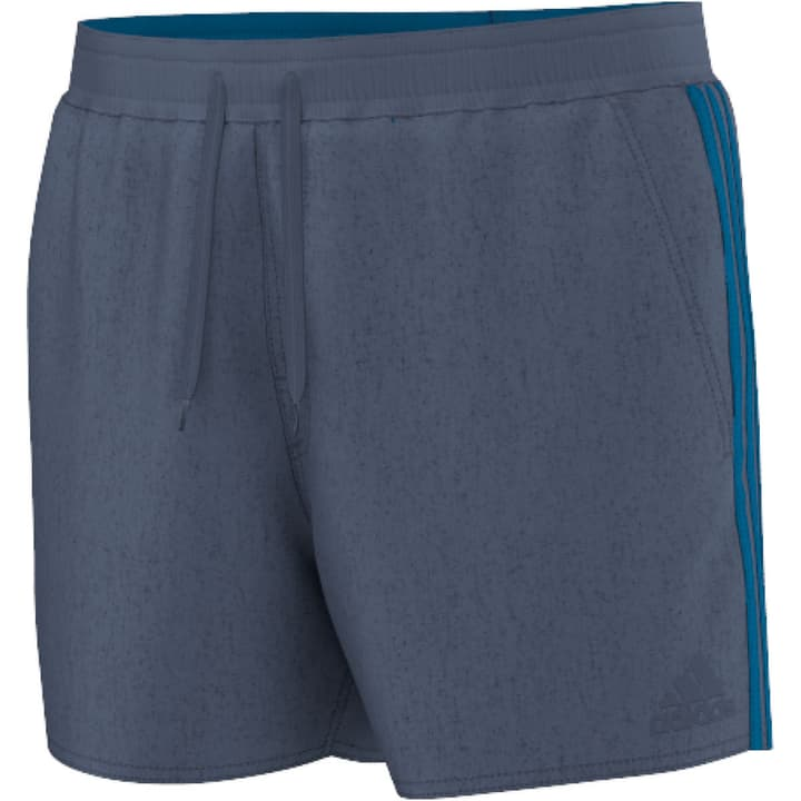 3SA GRAPHIC VSL Short de bain pour homme Adidas 462155000383 Couleur gris foncé Taille S Photo no. 1