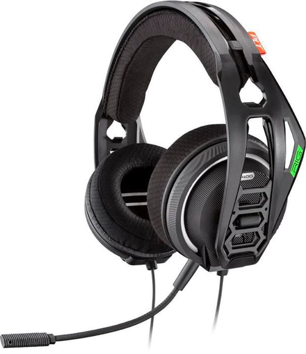 RIG 400HX Stereo Gaming Headset ATMOS - Xbox One Casque d'écoute Plantronics 785300131846 Photo no. 1