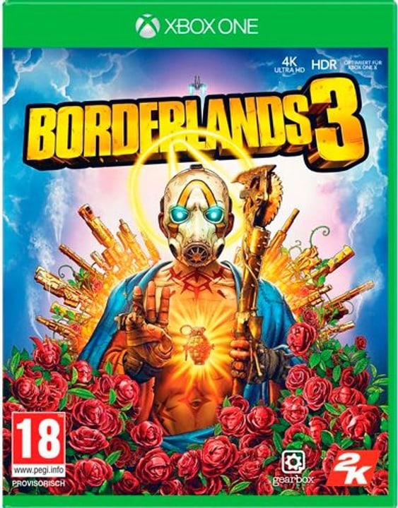 Xbox One - Borderlands 3 Box 785300145695 Lingua Francese Piattaforma Microsoft Xbox One N. figura 1