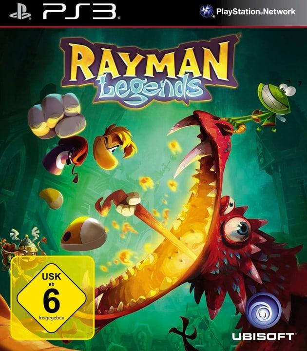 PS3 - Rayman Legends 785300121543
