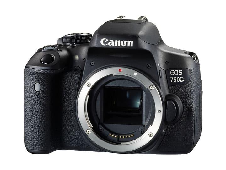 EOS 750D Body Canon 785300124940 Photo no. 1