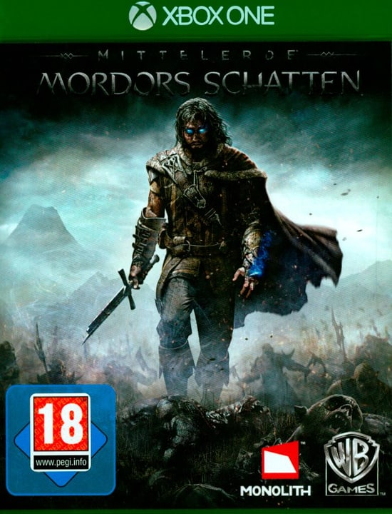Xbox One - Mittelerde: Mordors Schatten Box 785300121875 N. figura 1