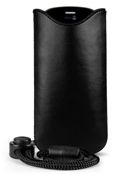 Pouch Medium schwarz für feature phones Doro 785300122959 Bild Nr. 1