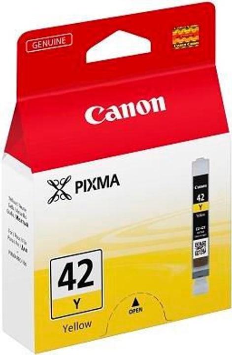 CLI-42 giallo Cartuccia d'inchiostro Canon 785300123968 N. figura 1