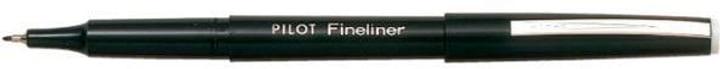 Fineliner 0.4mm SW-PPF-B noir Fineliner Pilot 785300150650 Photo no. 1
