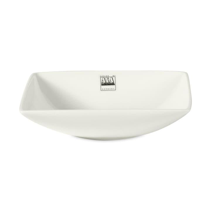 A TABLE Coupelle ASA 393003137593 Dimensions L: 17.0 cm x P: 17.0 cm x H: 4.0 cm Couleur Blanc Photo no. 1